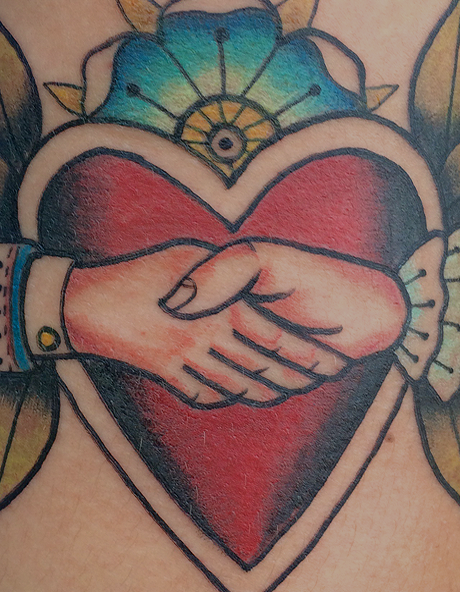 See the quality work by the artists here at Love Tattoo